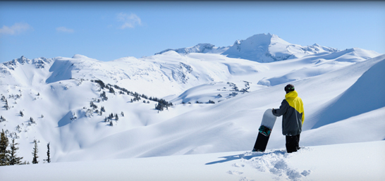 holiday in whistler