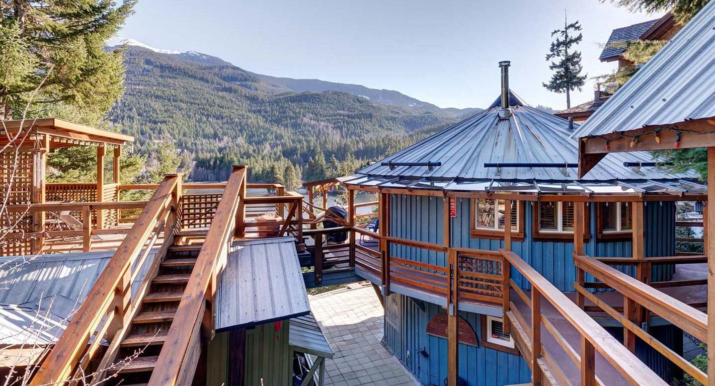 whistler luxury property