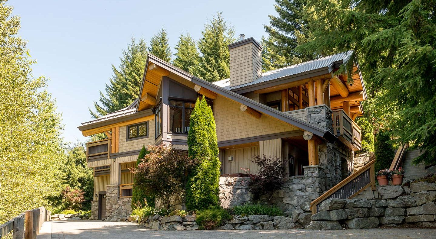 best whistler property