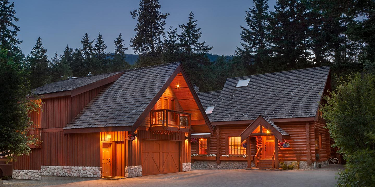 most impressive whistler properties