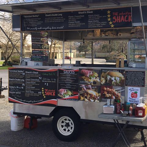 The Schnitzel Shack - Whistler Food Trucks