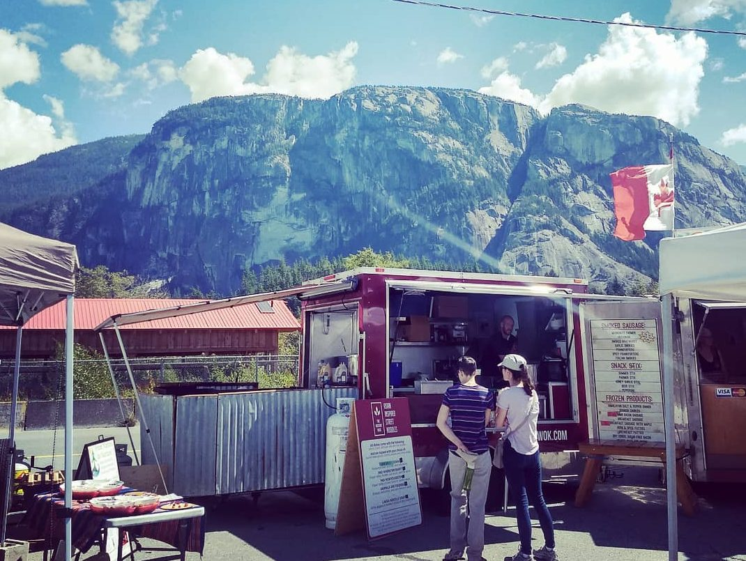 The Rockin Wok - Whistler Food Trucks