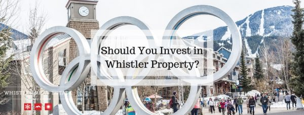 Blog Post: Should You Invest in Whistler Property?