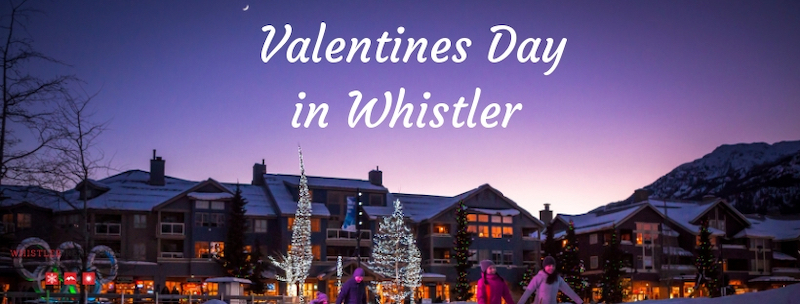 Valentines Day Activities in Whistler